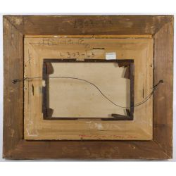 "View 4: John Jock Wilson (English, 1774-1855) ""Ships"" Oil on Canvas"