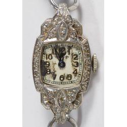 View 2: Ladies 14k Gold Cased Wrist Watch Assortment