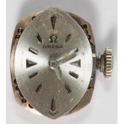 View 4: Ladies 14k Gold Cased Wrist Watch Assortment