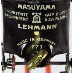 "View 6: Lehmann ""Masuyama"" Tin Wind-Up Toy"