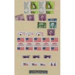 View 4: US Stamp Assortment