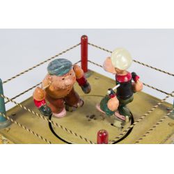 """View 4: Marx """"Popeye the Champ"""" Tin Wind-Up Toy"""