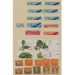 View 3: US Stamp Assortment