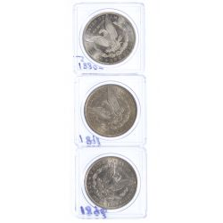 View 2: 1880-S, 1891, 1896 $1