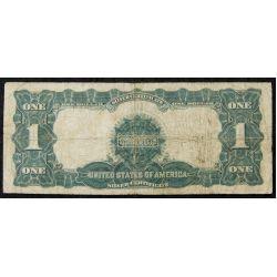 "View 2: 1899 $1 ""Black Eagle"" G"