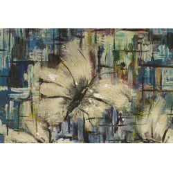 """View 2: Mid-Century Modern """"Butterflies"""" Oil on Board"""