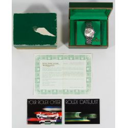 View 11: Rolex Perpetual DateJust Quickset Wrist Watch