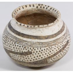 View 2: Ancient Verde Valley Pottery Pot