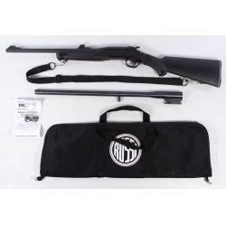 View 4: Rossi Model S201220 .22 LR Rifle 20 GA Shot Gun (Serial# 5GP037621)