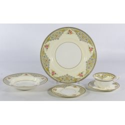 "View 2: Royal Worcester ""The Countess"" China Service"
