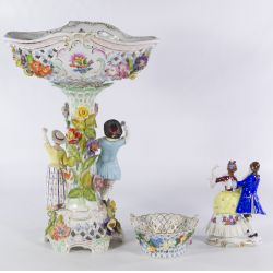 View 2: Dresden Ceramic Assortment