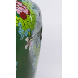 View 3: Chinese Cloisonne Vases