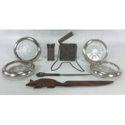 View 3: Sterling Silver Object Assortment