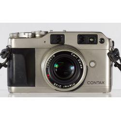 View 2: Contax G1 35mm Rangefinder Camera