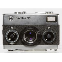 View 3: Rollei 35 Compact Camera