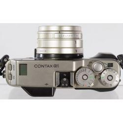 View 3: Contax G1 35mm Rangefinder Camera