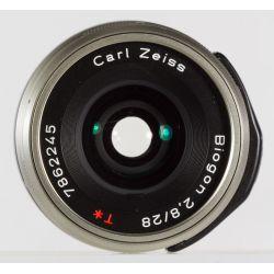 View 4: Contax G1 35mm Rangefinder Camera