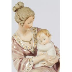 """View 4: Armani """"Mother and Child"""" Figurine"""