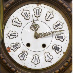 View 4: 19th Century Walnut Tall Case Clock