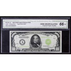 1934 $1000 Federal Reserve Note