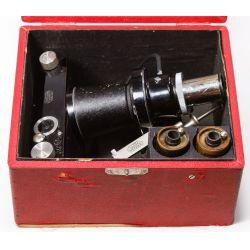 View 2: Leitz Wetzlar Microscope Camera and Case
