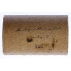 Bullion and Exchange Bank Morgan $1 Roll