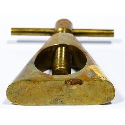 View 4: Carl Aubock MCM Brass Nut Crackers