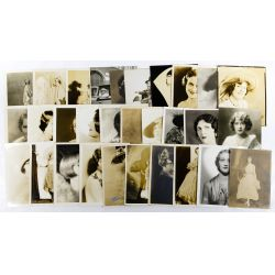 View 3: Early 20th Century Press Photograph Assortment