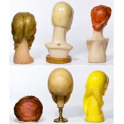 View 2: Head Form Assortment