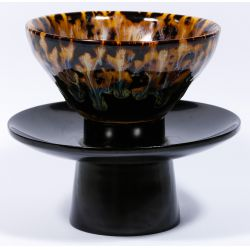 View 2: Chinese Tea Bowl and Japanese Stand