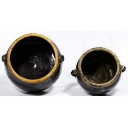 View 5: Chinese Oil Spot Double Ear Pots