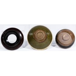 View 6: Chinese Pottery Tea Bowl Assortment