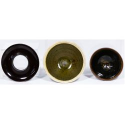 View 5: Chinese Pottery Tea Bowl Assortment