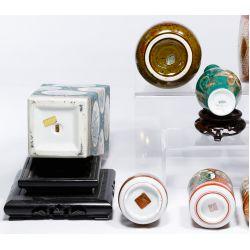 View 2: Japanese Kutani and Rosenthal Porcelain Assortment