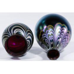 View 5: Lotton Art Glass Vases
