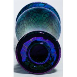 View 6: Lundberg Studios Art Glass Vase