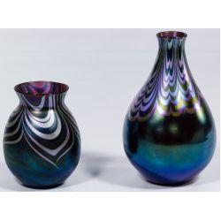 View 2: Lotton Art Glass Vases