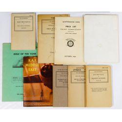 View 5: World War I Era Photograph Album and Tobacco Card Book