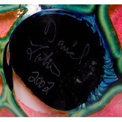 View 3: Daniel Lotton Art Glass Perfume Atomizer
