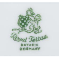 "View 2: Royal Tettau ""South Wind"" Bavarian China Service"