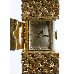 View 4: Baume & Mercier 14k Gold and Diamond Wrist Watch
