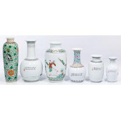 View 3: Asian Decorative Vase Assortment