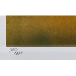 "View 4: ""Yogi"" Serigraph by Christopher Paluso"