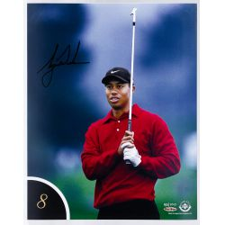 View 9: Tiger Woods 10 Best Shots Autographed Collection