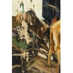 View 8: Unknown Artist (European, 20th Century) Oil on Canvas