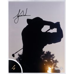 View 5: Tiger Woods 10 Best Shots Autographed Collection