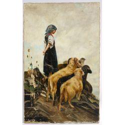 View 6: Unknown Artist (European, 20th Century) Oil on Canvas