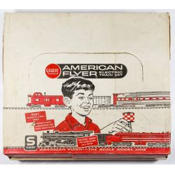 View 5: American Flyer and HO Train Assortment