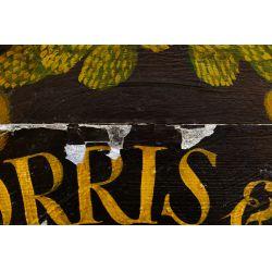 View 3: Morris & Co. Hop Merchants Advertising Sign