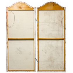 View 2: Scenic Painted Room Divider Panels